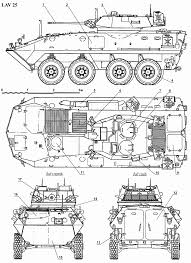 Lav 25 blueprint download free blueprint for 3d modeling