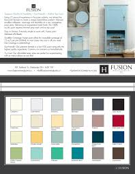 Vote For Our New Colour Card Cover Fusion Mineral Paint