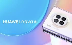 Huawei Nova 8i phone image render ...