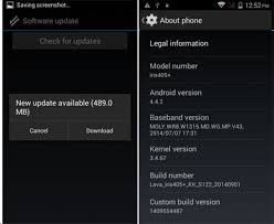 Lava Iris 405+ gets Android 4.4 KitKat ...