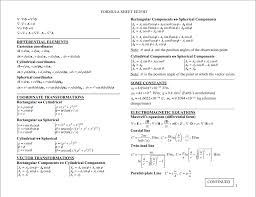 appealing electrical engineering equations formulas book myb full size