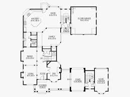u shaped house plans awesome with courtyard in middle elegant c pertaining to 12