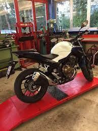 motorrad mieten honda cb 500 fa jakob