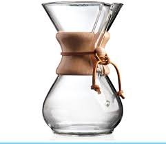 The chemex coffee maker is to coffee what the palette and paintbrush are to painting. Amazon Com Chemex Pour Over Glass Coffeemaker Classic Series 6 Cup Exclusive Packaging Office Products
