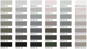 Pantone Color Chart Executive Apparel In 2019 Pantone