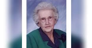 Mary Ausborn Obituary - Visitation & Funeral Information
