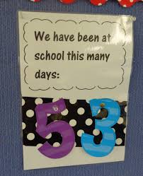 Counting To 100 Days At School Chart Prek Counting To
