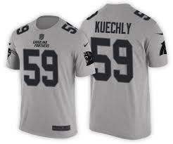 59 Service Luke Panthers White Kuechly To Salute T-shirt