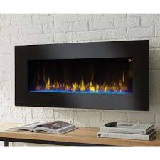 42 in infrared wall mount electric fireplace