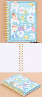 cute ring binder sticker album by Q-Lia with animals