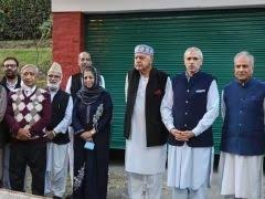 Jammu and Kashmir: आज गुपकर गठबंधन की अहम मीटिंग, PM मोदी की सर्वदलीय बैठक  को लेकर होगी चर्चा Jammu and Kashmir meeting of Gupkar alliance today to  discuss on PM Modi's all-party