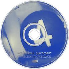 40 below summer invitation to the dance cd disc image
