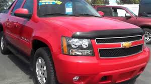2009 Chevy Avalanche - YouTube