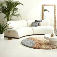 outstanding curved couch curved sofas curved couch revit family
