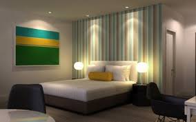 Modern Bedroom Wall Designs Wall Paper Designs For Bedrooms Home Design Ideas