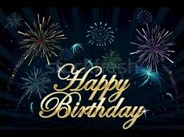 Birthday Greetings Download Free Best Happy Birthday Greeting Card With Music And Fireworks YouTube