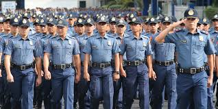 Military Police Career Progression Chart The Philippine National Police Official Gazette Of The