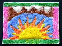 sand painting for kids picture gallery