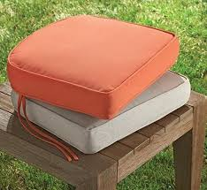 thick outdoor cushions for extra