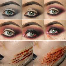 large size of outstanding zombie makeup tutorial also fashionisers for zombie makeup tutorial