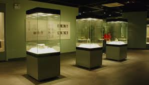 Free Standing Display Cabinets Wangda Showcasesmuseum Display Casesmuseum Showcasesmuseum 24