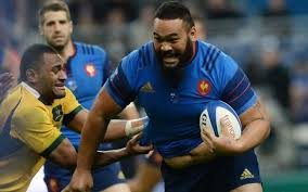 the monster french prop is the cur heaviest player in world rugby atonio who is nz born is 6ft 6 tall and is a daunting prospect to try take down