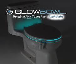 Glowbowl Toilet Night Light Amazon Com Ship From Usa Glowbowl Motion Activated Toilet