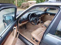 BMW 7-series E32 interior, this is how 1990 top-class looks. | BMW ...