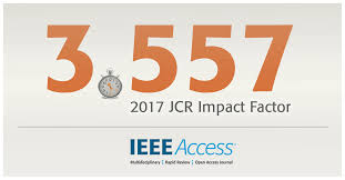 New Impact Factor Of 3557 Ieee Accessieee Access