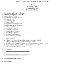Outlook Meeting Agenda Template Soccer Meeting Agenda Template