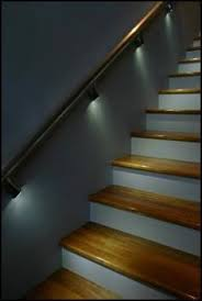 basement stairwell lighting. staircase lighting this would be nice for outside stairs also basement stairwell