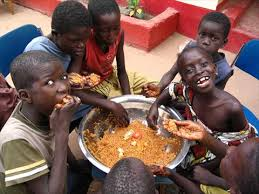 Image result for pictures of people sharing food with others