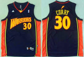 State Orange Jersey Golden Warriors