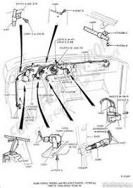 similiar 1965 ford f 100 instrument panel wiring schematic keywords ford truck technical drawings and schematics section i electrical