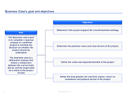 It Project Business Case Template Download A Simple Business Case Template By ExMcKinsey Consultants 23