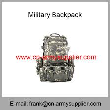 China Military Backpack Army Backpack Supplier Police Bag