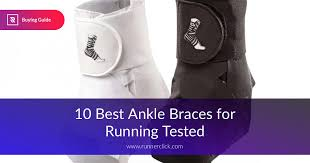 Best Ankle Braces For Running Reviewed In 2019 Runnerclick