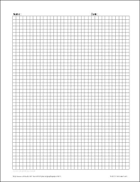Maths Grid Paper Template Ashafrance Org