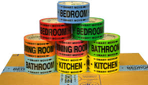 Image result for color coded moving labels