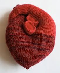 Knitted Heart Pattern Unique Knitty Heart Winter 48