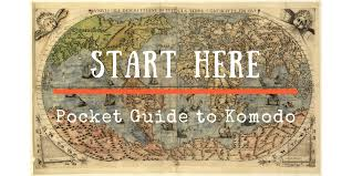 Ben S Best Guess Chart 1 Bens Pocket Guide To Komodo For Dummies And Smart People Too
