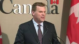 كندا - جون بيرد يدعو حركة