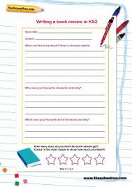 book reports and book reviews in primary school information for   book report and book review templates