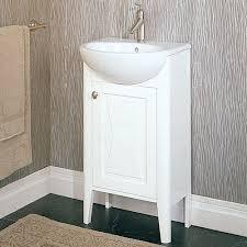 Bathroom Sink Vanities For Small Bathrooms On Bathroom With Regard To Best  20 Small Bathroom Sinks