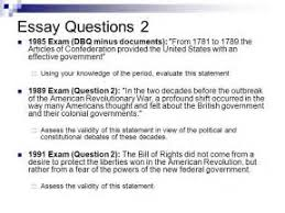 ap us history revolutionary war essay outline statistics project  ap us history revolutionary war essay outline