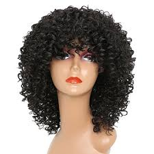 African American Natural Hairstyles 19 Stunning MISSWIG Short Curly Wigs For Black Women Synthetic Afro Curly Hair