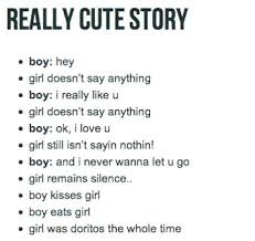 Adorable Love Quotes Custom Cute Funny Love Quotes Cute Story Cute Stories Adorable Love Food