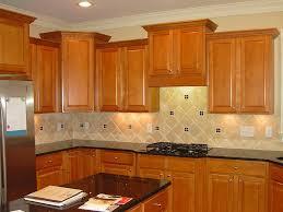 kitchen backsplash ideas maple cabinets tile backsplashes with granite countertops dark for medium kitchens classic traditional