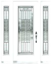 sublime exterior door inserts exterior door inserts home depot front door inserts fantastical decorative glass door