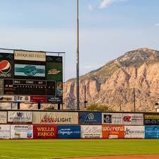 Lindquist Field Seating Chart Ogden Raptors